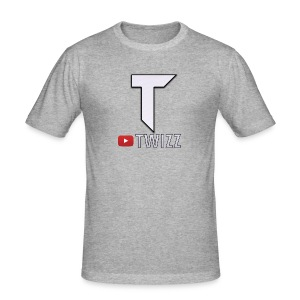Twizz Youtube - Men's Slim Fit T-Shirt