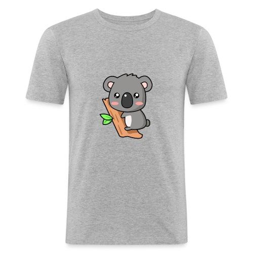Kola Skin etroxLPV - Männer Slim Fit T-Shirt