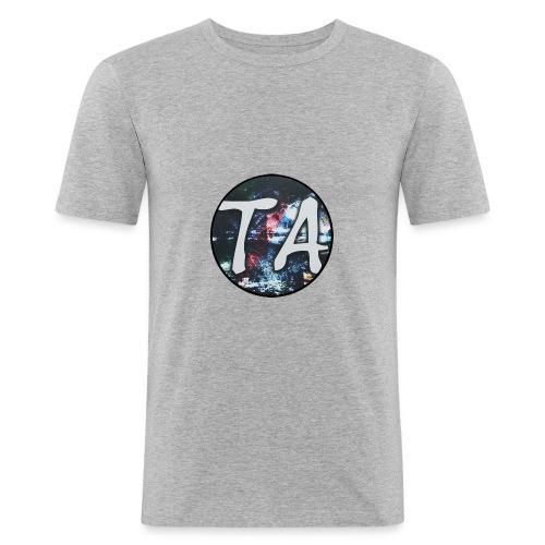 TobsArts - Männer Slim Fit T-Shirt