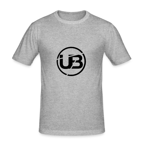 Ultra Beats - Männer Slim Fit T-Shirt