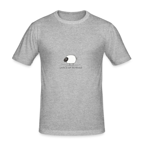 logo_wor_-3- - slim fit T-shirt