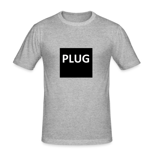 PLUG - slim fit T-shirt