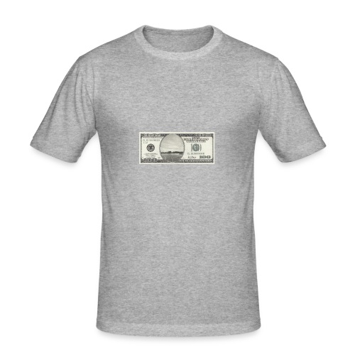 s6 dollar - Slim Fit T-shirt herr