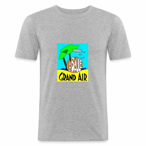 Grand-Air - T-shirt près du corps Homme