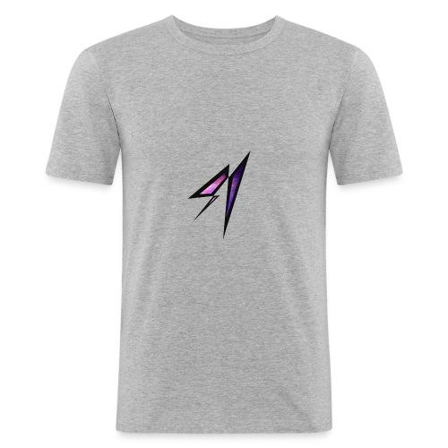 Logo LesMaker3D - T-shirt près du corps Homme