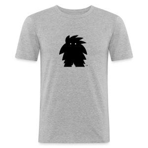 WET MONSTER koszulka damska - Obcisła koszulka męska