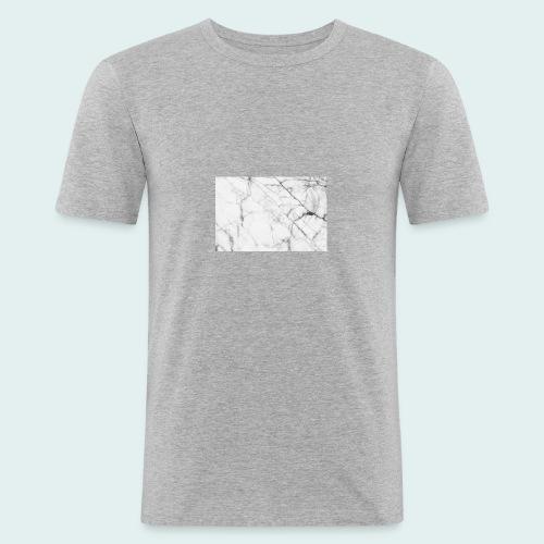 pull marbré - T-shirt près du corps Homme