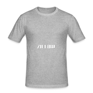 Zillow - Men's Slim Fit T-Shirt