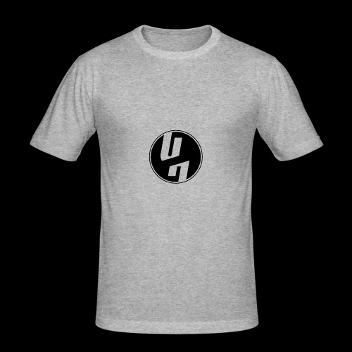 Uglyhour - Männer Slim Fit T-Shirt