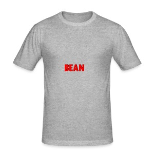 Beanlogo1 - Men's Slim Fit T-Shirt