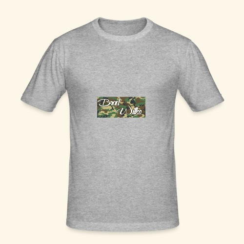 LOGO20000 - Men's Slim Fit T-Shirt