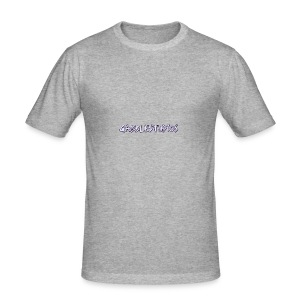 GabbleStudios Logo - Men's Slim Fit T-Shirt