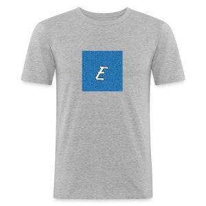 Eltonimage - Slim Fit T-shirt herr