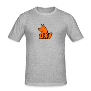 Fox~ Design - Men's Slim Fit T-Shirt