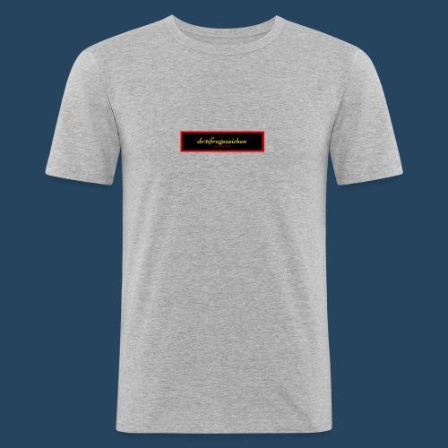 Dr3i-Fan Shirt (2016) - Männer Slim Fit T-Shirt