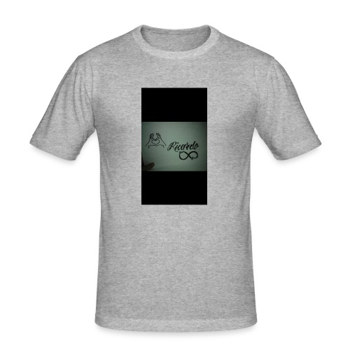 Ricardo - Männer Slim Fit T-Shirt
