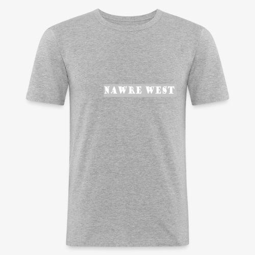 Nawre West - T-shirt près du corps Homme