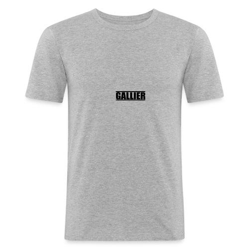MyLogoUpdate - Men's Slim Fit T-Shirt