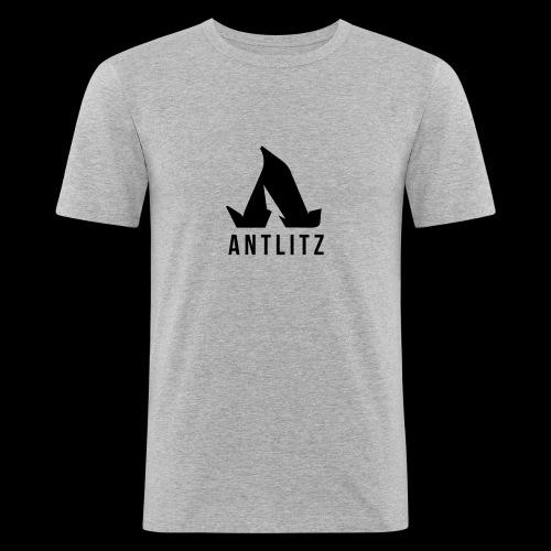 Antlitz - Männer Slim Fit T-Shirt
