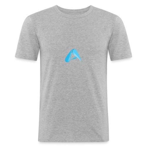 Arctic Logo - Men's Slim Fit T-Shirt