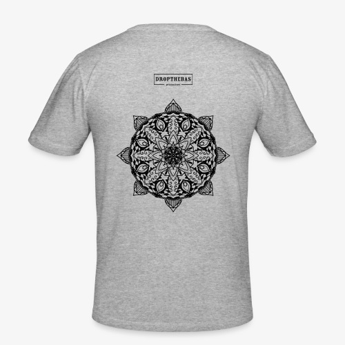 mandala - slim fit T-shirt