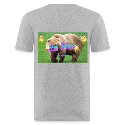 gtrg - Slim Fit T-skjorte for menn