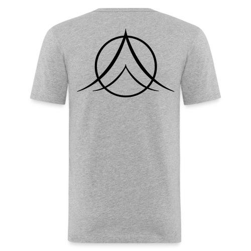 Epoch BLK - Men's Slim Fit T-Shirt