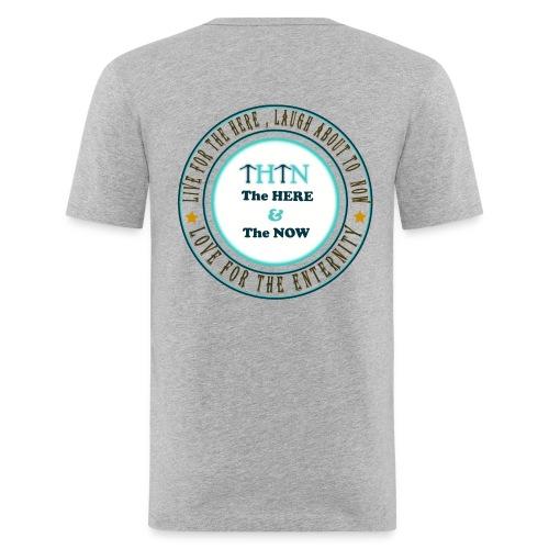 Live, Laugh, Love - Men's Slim Fit T-Shirt