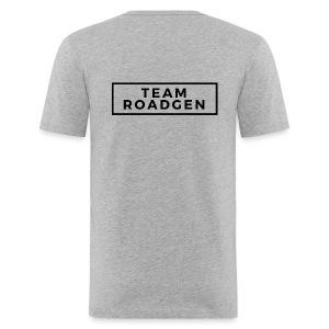 TEAM ROADGEN - Männer Slim Fit T-Shirt