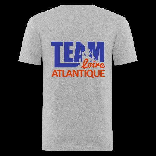 TeamLAslalom - T-shirt près du corps Homme