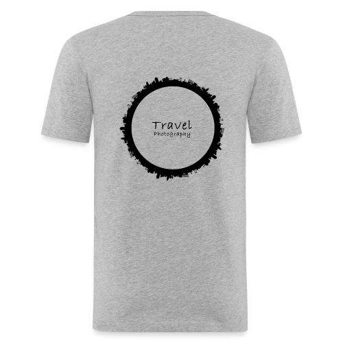 Reisefotografie - Travel Photography Design - Männer Slim Fit T-Shirt