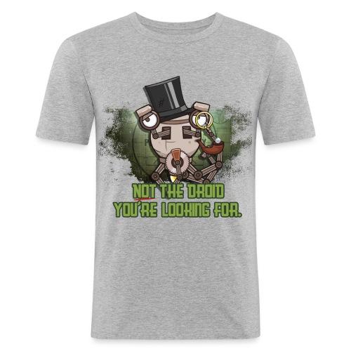Fallout 4 - Droids - Männer Slim Fit T-Shirt