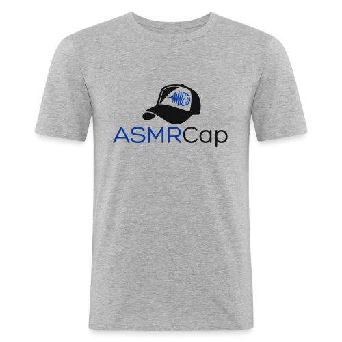 ASMR Cap - Men's Slim Fit T-Shirt