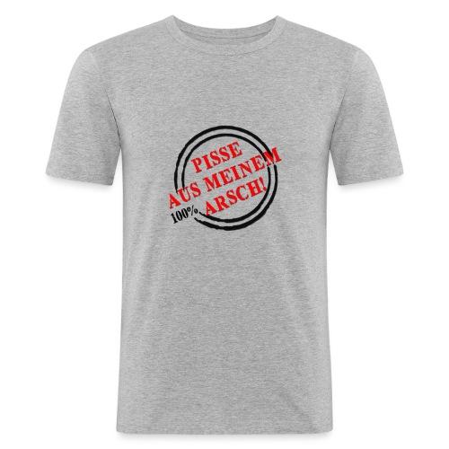 PAMA_stamp1 - Männer Slim Fit T-Shirt