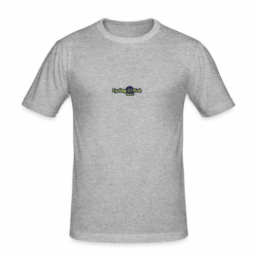 Cycling Club Rontal - Männer Slim Fit T-Shirt