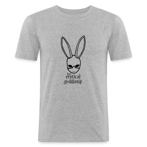 love erotical artworks - Männer Slim Fit T-Shirt