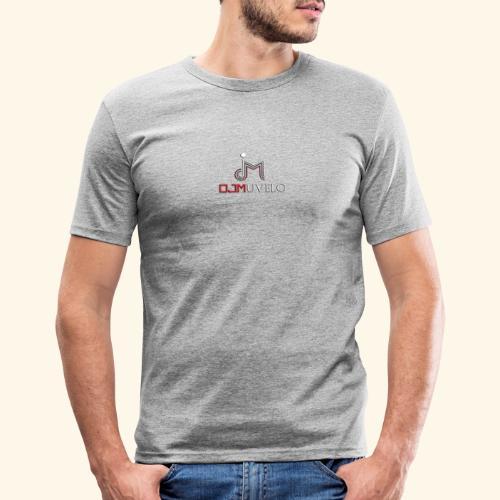Djmlogo - Men's Slim Fit T-Shirt
