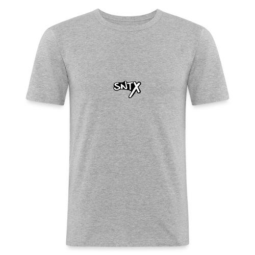 SNTX - Männer Slim Fit T-Shirt