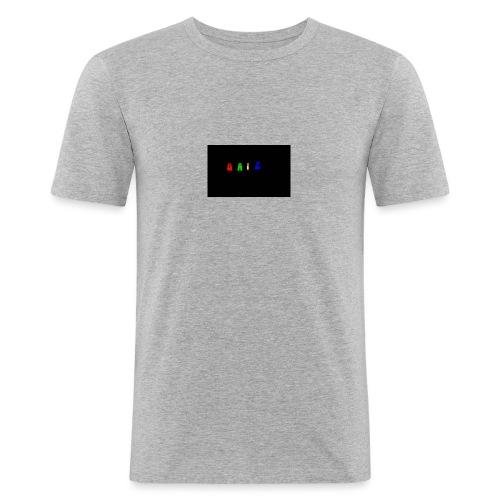 Gaiz - Maglietta aderente da uomo