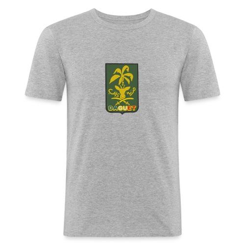 Daguet opération tempête du desert - T-shirt près du corps Homme