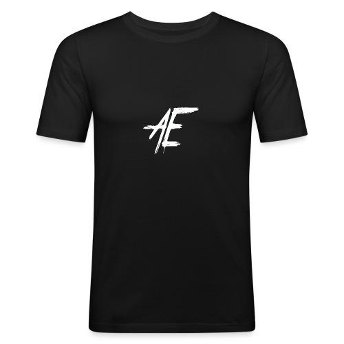 AsenovEren - Mannen slim fit T-shirt