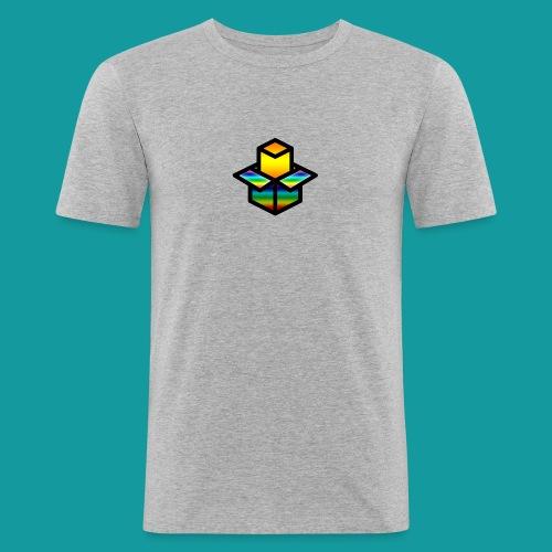 Unboxing - Mannen slim fit T-shirt