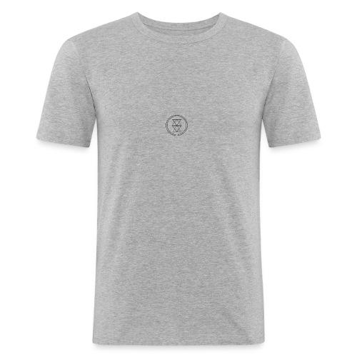 logo_6 - Herre Slim Fit T-Shirt