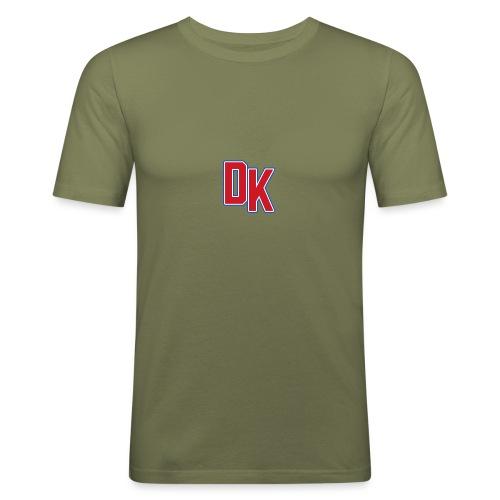 DK - Mannen slim fit T-shirt