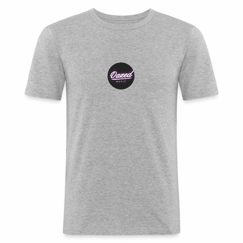 Dazed Music Original - Slim Fit T-shirt herr