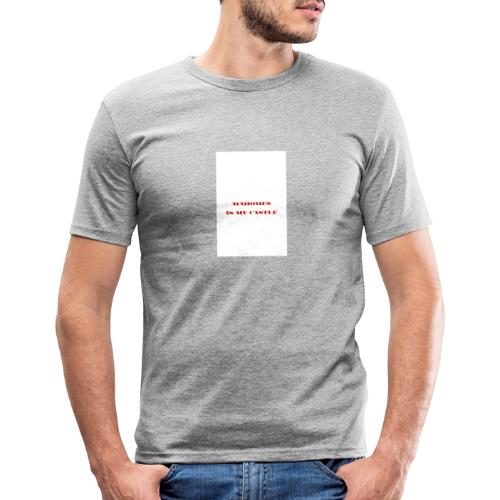 20200127 205230 0000 - Männer Slim Fit T-Shirt