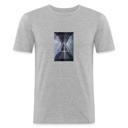 SHAPE - Obcisła koszulka męska