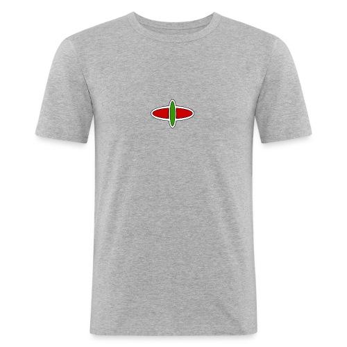 LOGO PHI - T-shirt près du corps Homme