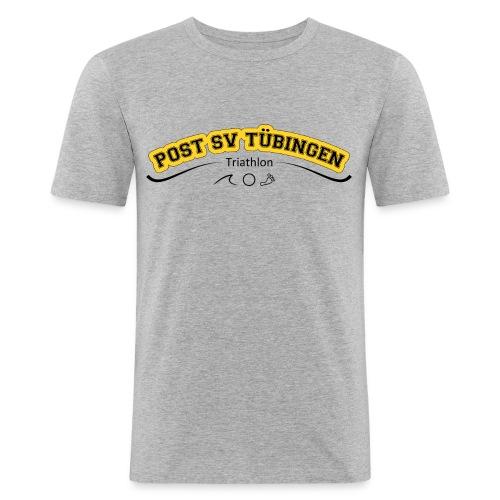 PSV Racing logo - Männer Slim Fit T-Shirt