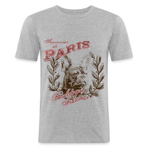Souvenier - Männer Slim Fit T-Shirt